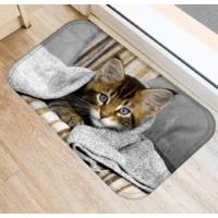 cicás fürdőszoba szőnyeg