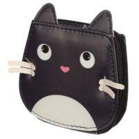 fekete macskás tartó