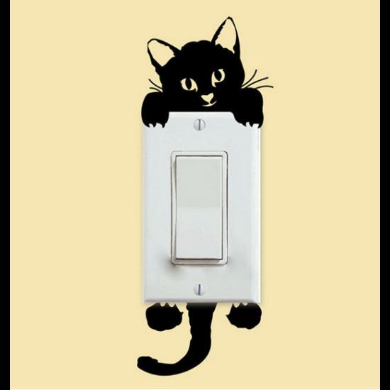 cicás falmatrica villanykapcsoló