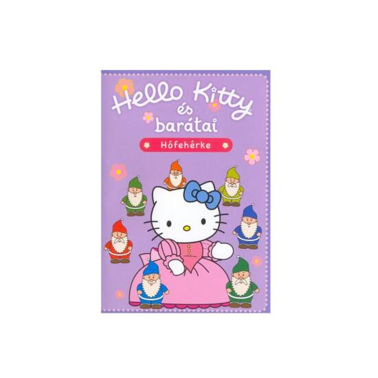 Hello Kitty Hófehérke