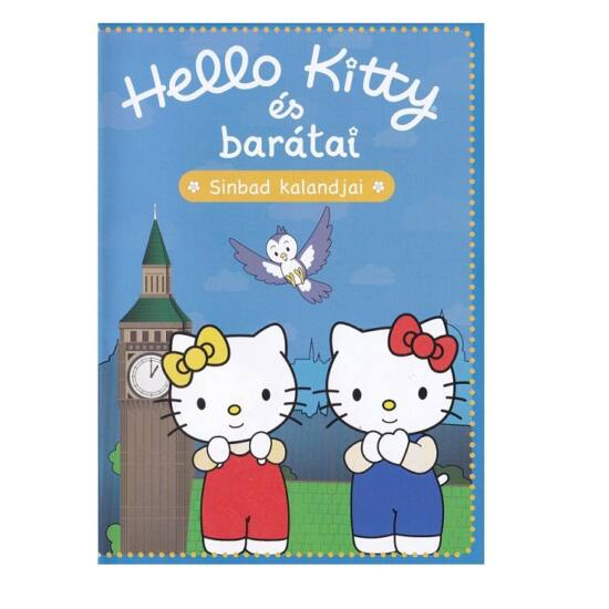 Hello Kitty Sinbad kalandjai