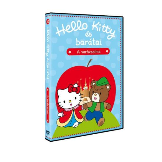 Hello Kitty A varázsalma