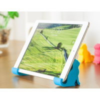 Telefon / tablet tartó - zöld